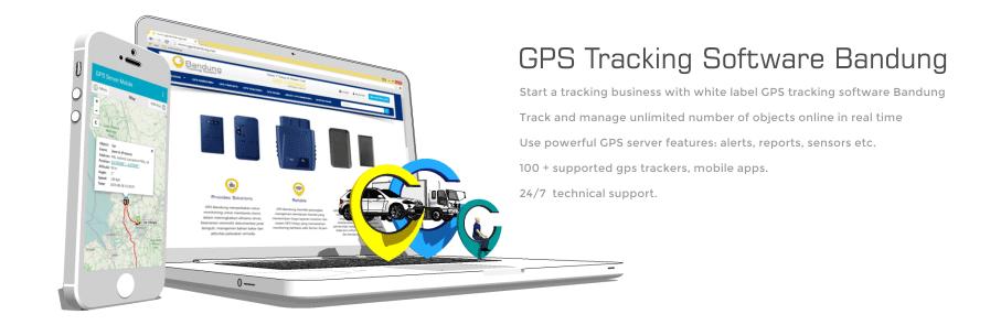 GPS-Software-Bandung